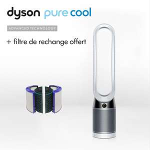 Ventilateur-Purificateur d'air Dyson Pure Cool TP04 + filtre rechange