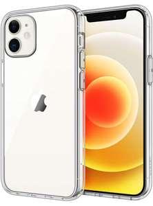 Coque Bumper transparente JETech pour iPhone 12 / iPhone 12 Pro (Vendeur tiers - via coupon)