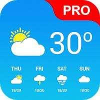 Application Weather Pro gratuite sur Android