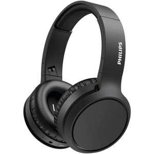 Casque audio sans fil Philips TAH5205BK - Bluetooth, Noir
