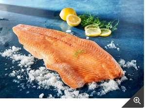 Le Kg de Filet de saumon Atlantique - origine Norvège ou Ecosse