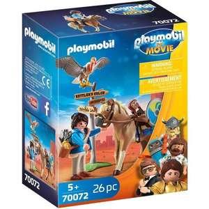Jeu de construction Playmobil The Movie Marla avec cheval - 26 pièces (70072)