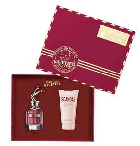 Coffret So Scandal Eau de Parfum (50ml) + Lait Corp (75ml) Jean Paul Gautier