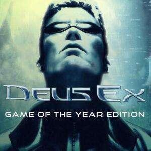 Deus Ex: Game of the Year Edition sur PC (Dématérialisé - Steam)