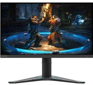 "Écran PC 27"" Lenovo G27-20 - full HD, HDR, LED IPS, 144 Hz, 1 ms, FreeSync"