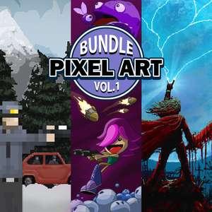 Bundle Digerati Pixel Art Partie 1 sur Nintendo Switch (Dématérialisé)