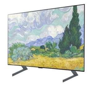 "Pack TV OLED 55"" LG OLED55G1 (4K UHD, Dolby Vision IQ et Atmos, FreeSync Premium, G-Sync, Smart TV) + kit pieds AN-GXDV55"