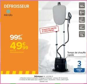 Defroisseur Klindo - 1580W
