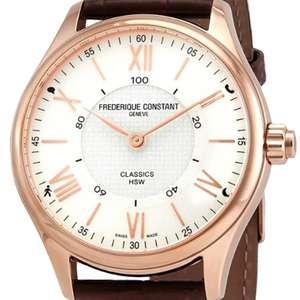 Montre connecté Frédérique Constant Montre Horological Smartwatch FC-282V5B4