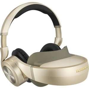 Casque de cinéma 2D/3D Royole Moon (écrans AMOLED, Full HD) + casque audio à réduction de bruit active