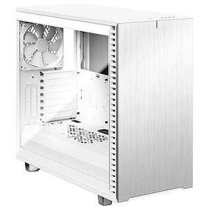 Boîtier PC Fractal Design Define 7 White TG (Blanc, Paroi verre trempé, format ATX)
