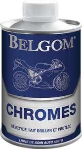 Sélection de Nettoyants auto/moto - Ex : Belgom - Chrome à 7.90€ & Aluminium à 9.90€ (250 ml)