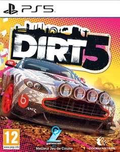 Dirt 5 sur PS5