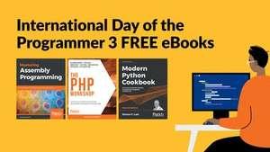 International Day of the Programmer Bundle - 3 Ebooks gratuits (Dématérialisé)