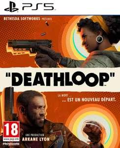 Deathloop sur PS5