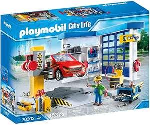 Jouet Playmobil 70202 - Le Garage Automobile (via 22.45€ sur la carte fidélité)