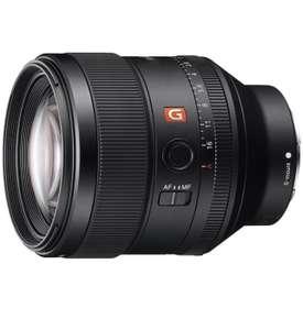 Objectif Sony FE 85 mm f/1.4 GM G Master Plein format - Monture E