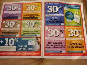 Sélection d'offres promotionnelles - Ex : 30% remboursés en bon d'achat sur les consoles et jeux vidéos (Boulazac 24)