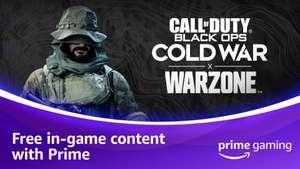 [Twitch Prime] Pack Dans le marais gratuit sur Call of Duty Cold War et Warzone (Dématérialisé)