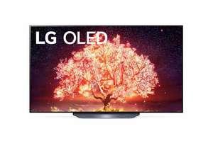 "TV 55"" LG OLED55B1 - OLED, 4K UHD, 100Hz, HDMI 2.1, HLG, Smart TV (Frontaliers Suisse)"