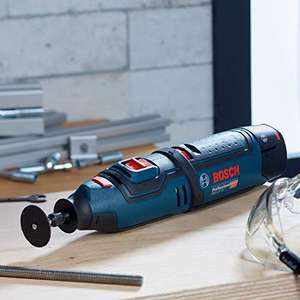Outil rotatif multifonctions Bosch Professional GRO 12V-35 (06019C5000) - 12V, 5.000 à 35.000 tr/min, Boîte carton, sans batterie