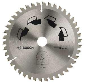 Lame de scie circulaire Bosch Spécial 2609256887 - 160mm