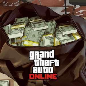 [Amazon/Twitch Prime] 100 000 GTA$ offerts chaque semaine dans GTA Online (Dématérialisé)