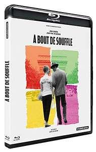 Blu-ray A bout de souffle
