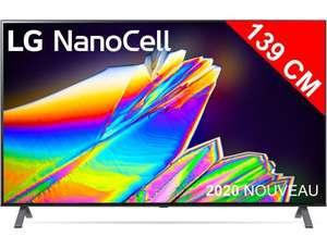 """TV 55"""" LG 55NANO956NA - NanoCell Pro, 8K, HDR 10 Pro, Dolby Vision IQ, Smart TV"""