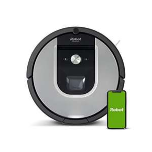 Aspirateur robot connecté WiFi iRobot Roomba 971