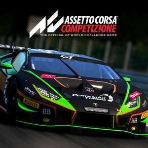 Assetto Corsa Competizione sur PC (Dématérialisé - Steam)
