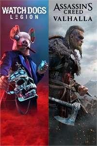 Bundle Assassin's Creed Valhalla + Watch Dogs: Legion sur Xbox One & Series S/X (Dématérialisé - Store BR)