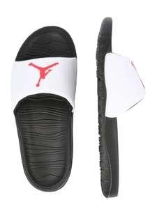 Claquettes Jordan Break - blanc (du 44 au 48.5)
