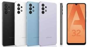 """Smartphone 6.4"""" Samsung Galaxy a32 - 4Go ram, 128go, 64 mp"""