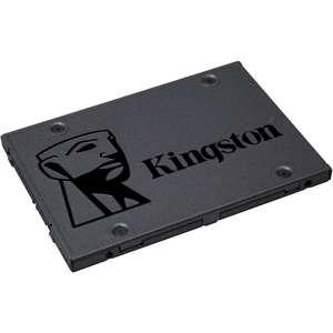 "SSD interne 2.5"" Kingston A400 - 960 Go, TLC (SA400S37/960G) - Vendeur tiers"