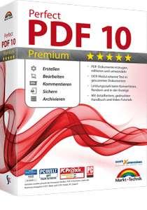 Logiciel Perfect PDF 10 Editor gratuit sur PC (Dématérialisé)