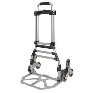 Diable pliant - 3 roues, charge max. 75 kg
