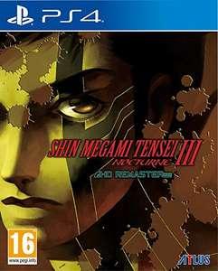 Shin Megami Tensei III Nocturne HD sur PS4