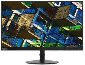 """Écran PC 21.5"""" Lenovo ThinkVision S22e-19 - full HD, LED VA, 75 Hz, 6 ms"""