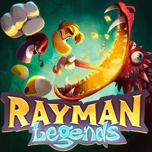 Sélection de jeux Ubisoft en promotion sur Nintendo Switch (Dématérialisé) - Ex: Rayman Legends