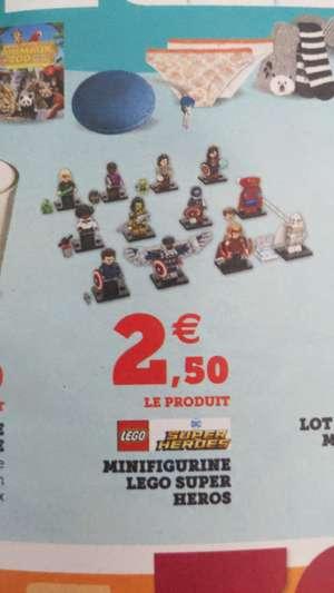 Mini Figurines Lego Marvel (Magasins Participants)