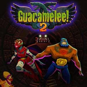 Guacamelee! Super Turbo Championship Edition à 3.49€ et Guacamelee 2 sur Nintendo Switch (Dématérialisé)