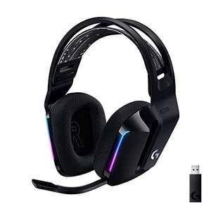 Casque-Micro sans fil Logitech G733 - Noir