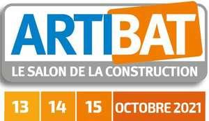 Invitation gratuite pour le Salon de l'habitat le 13, 14 et 15 Octobre 2021 - Rennes (35)