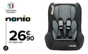 Siège-auto Nania Trio access - Groupe 0/1/2