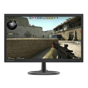 "Ecran PC 23.8"" Lenovo D24-20 - Full HD, Dalle VA, 4 ms, 75 Hz, FreeSync"
