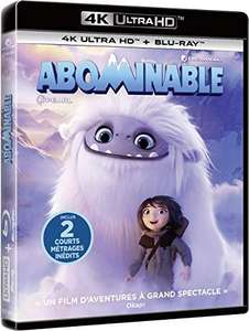Abominable (2019) [4K Ultra HD + Blu-ray]