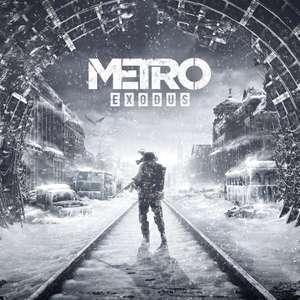 Metro Exodus sur PS4 & PS5 (dématérialisé)