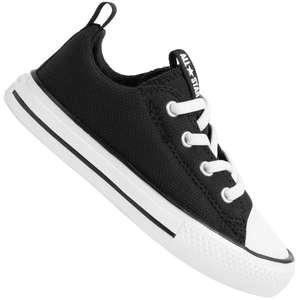 Chaussures Converse Chuck Taylor All Star Superplay Slip pour Enfants - Noir - Tailles du 18 au 26
