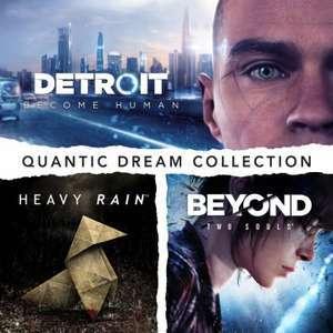 [PS+] Pack Quantic Dream Collection - Detroit: Become Human + Heavy Rain + Beyond: Two Souls sur PS4 (Dématérialisé - Store US)